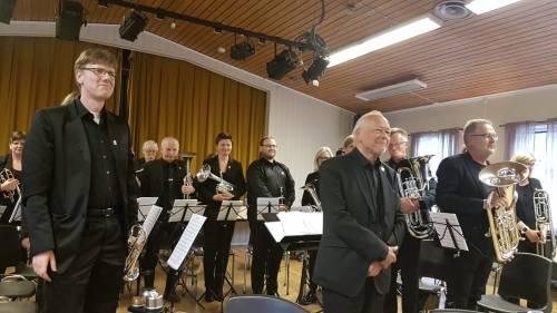 Flå Musikkorps i Hasselvika